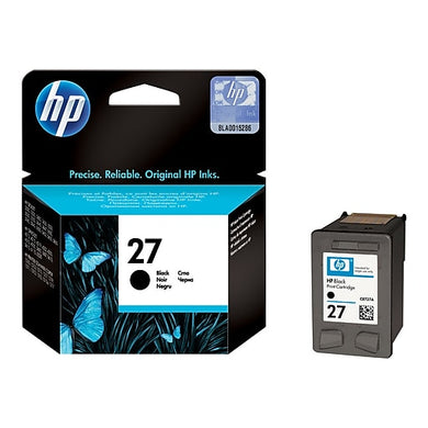 HP 27 C8727A Original Black Ink Cartridge