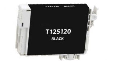 T125120 Remanufactured/Compatible high yield black inkjet cartridge for Epson Work Force