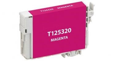 T125320 Remanufactured/Compatible high yield magenta inkjet cartridge for Epson Work Force