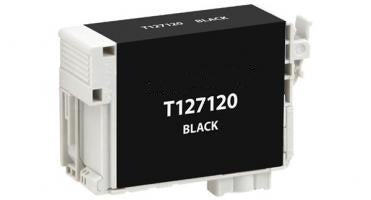 T127120 Remanufactured/Compatible extra high yield black inkjet cartridge for Epson Work Force