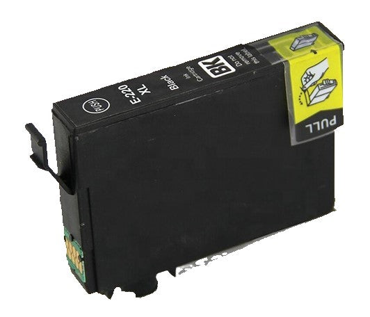 T220XL120 Remanufactured/Compatible high yield black inkjet cartridge for Epson Work Force