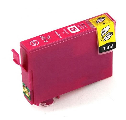T220XL320 Remanufactured/Compatible high yield magenta inkjet cartridge for Epson Work Force