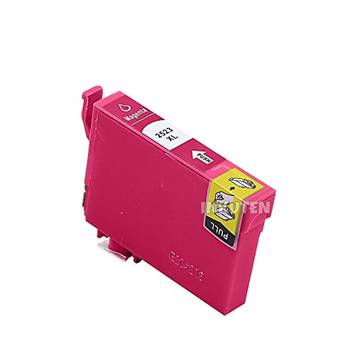 T252XL320 Remanufactured/Compatible high yield magenta inkjet cartridge for Epson Work Force