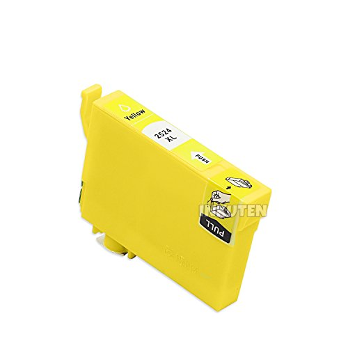 T252XL420 Remanufactured/Compatible high yield yellow inkjet cartridge for Epson Work Force