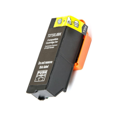 T273XL020 Remanufactured/Compatible high yield black inkjet cartridge for Epson Expression