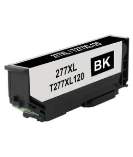 T277XL120 Remanufactured/Compatible high yield black inkjet cartridge for Epson Expression