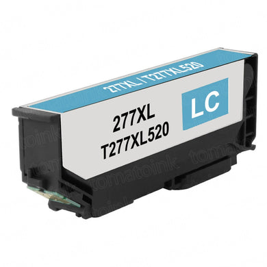 T277XL520 Remanufactured/Compatible high yield light cyan inkjet cartridge for Epson Expression
