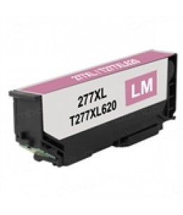 T277XL620 Remanufactured/Compatible high yield light magenta inkjet cartridge for Epson Expression