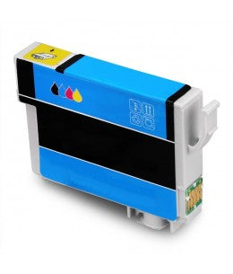 T288XL220 Remanufactured/Compatible high yield cyan inkjet cartridge for Epson Expression