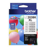 LC203BKS Brother Original (OEM) Black High Yield (XL) inkjet cartridge