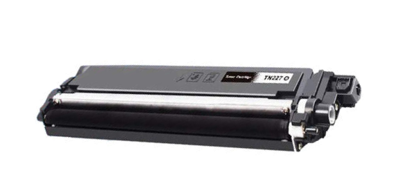 TN227BK Compatible Black High Yield Toner Cartridge for Brother