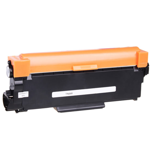 TN660 Compatible High Yield Black Toner Cartridge for Brother
