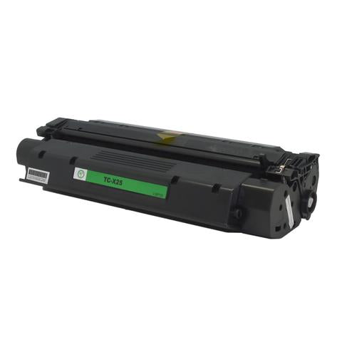 X25 Compatible Black Toner Cartridge for Canon