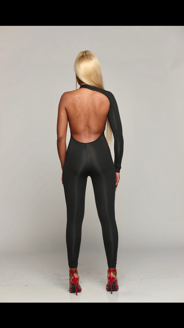 Snatched jumpsuit (Black)