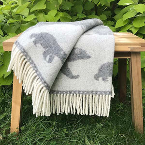 J.J. Textiles moon throw