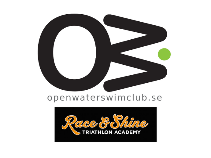 Openwaterswimclub + Race & Shine Syd = sant!
