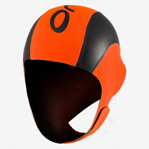 Orca orange neoprenhuva