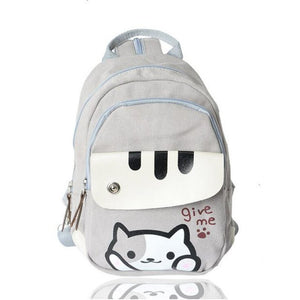 Adorable Cat Backpack