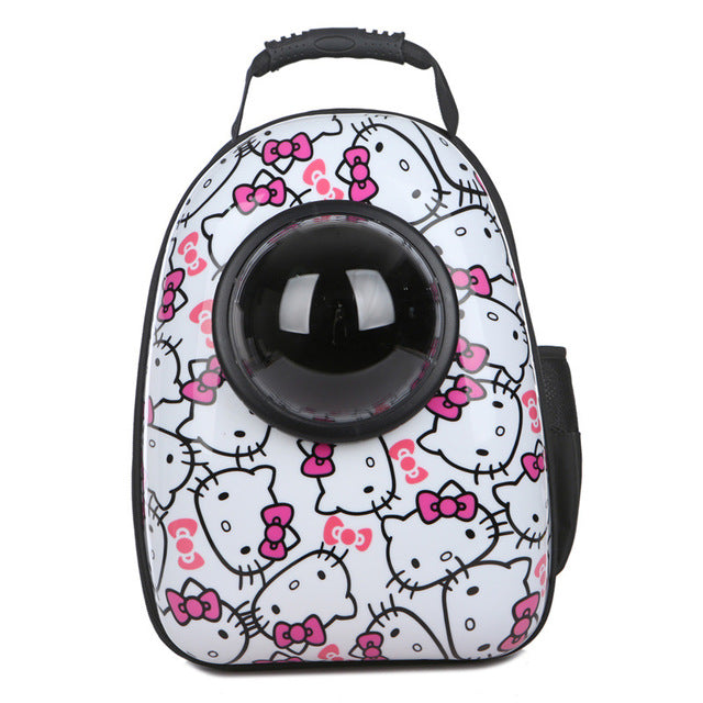 Travel capsules for cats