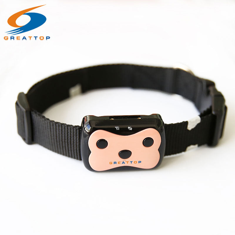 Gps Tracker with Collar