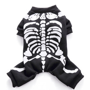 Horror Skeleton Clothes