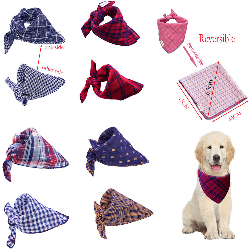 Dog Bandana Cotton