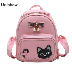 Cute Cat Women Backpack