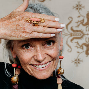 Ghost and Lola Model and Muse : Lani, proves that age enhances natural beauty
