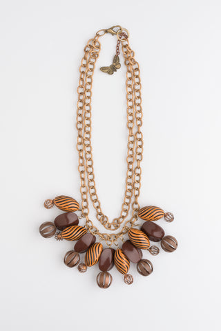 Chocolate Box Necklace by Ghost and Lola