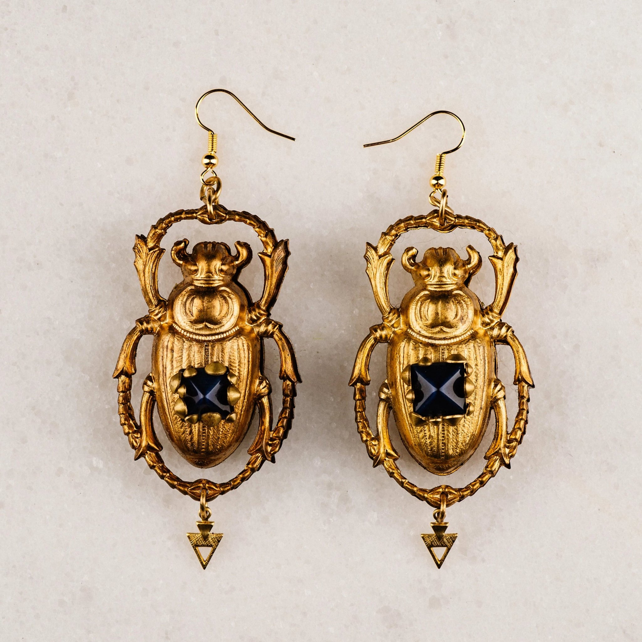 Beetlemania Earrings