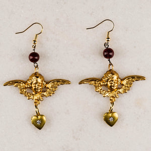Cupid's Secret Earrings