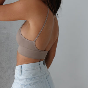 Low Back Duo Seamless Bralette Bundle