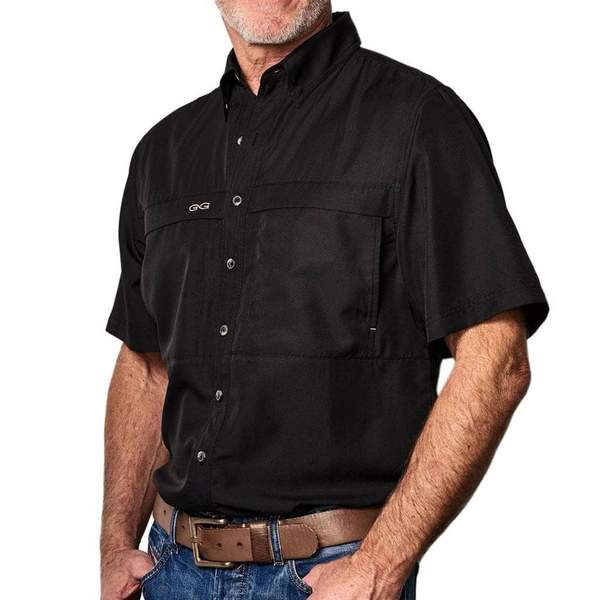 Short Sleeve Game Guard - Black