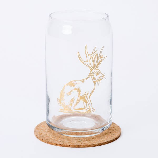 Jackalope Glasses