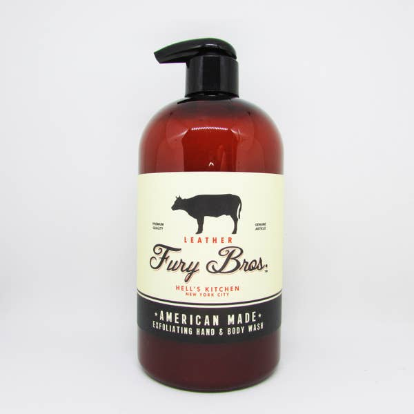 Leather Hand and Body Wash