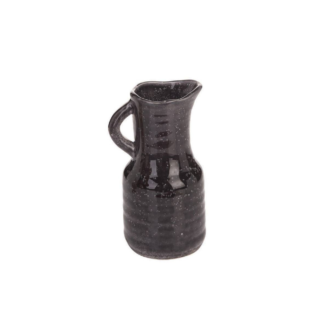 Charcoal Reactive Pitcher