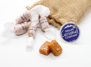 Dallas Caramel Company - Sea Salt Caramels