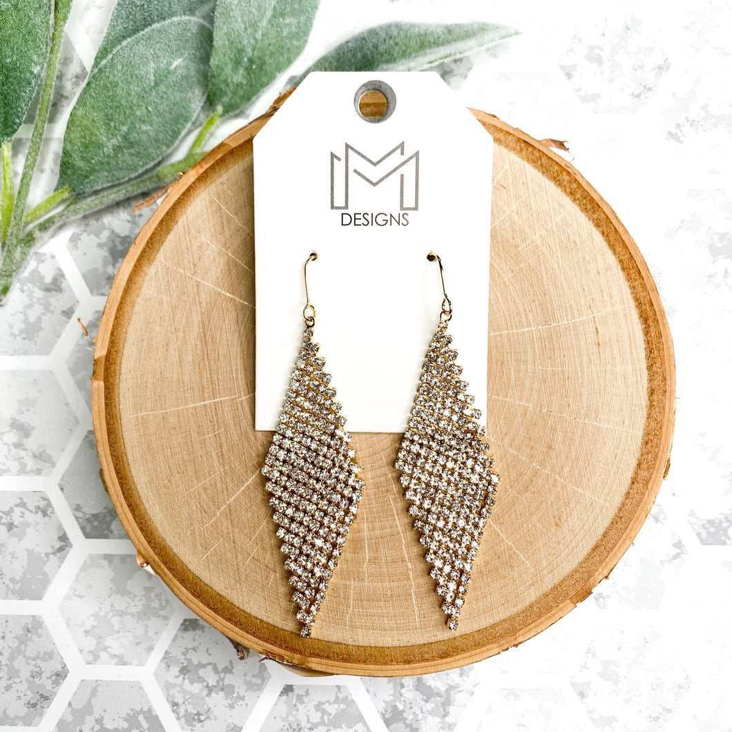 Mix Mercantile Designs - Vivien Earrings