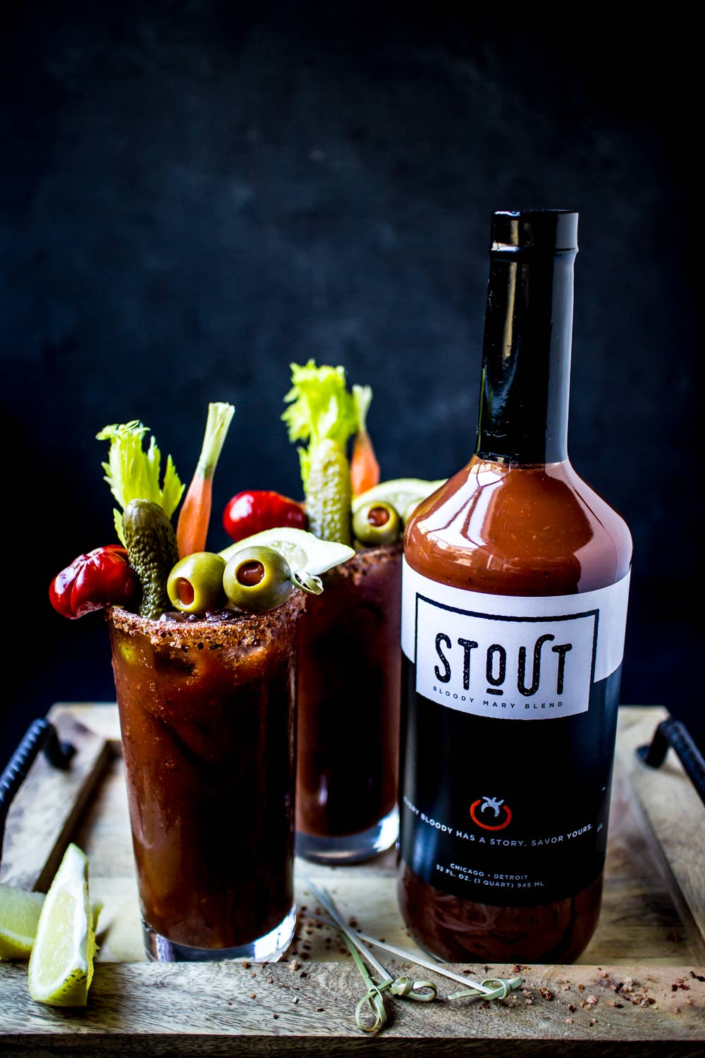 STOUT Bloody Mary Blend - Stout Bloody Mary Blend