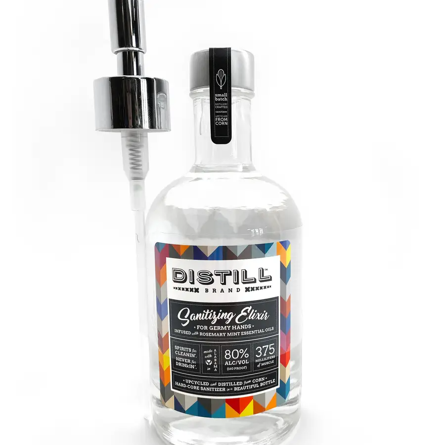 Distill Brand Sanitizing Elixir