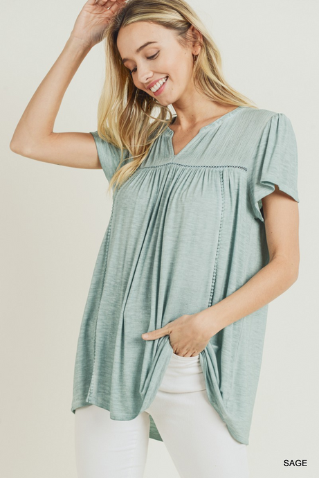 The Bell Sage Top