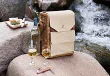 Load image into Gallery viewer, Wine Picnic Basket Bag