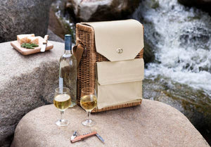 Wine Picnic Basket Bag