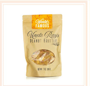 Uncle Ray's Peanut Brittle - Uncle Rays Original Peanut Brittle