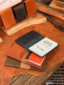 Field Leather Notebooks