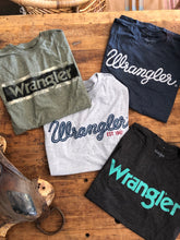 Load image into Gallery viewer, Wrangler Tee - Olive