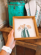 Load image into Gallery viewer, Cactus Print (Small)