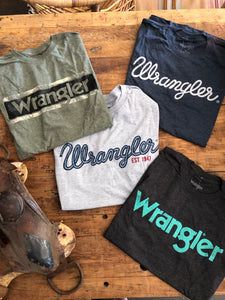 Wrangler Tee - Old School