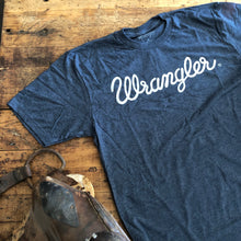 Load image into Gallery viewer, Wrangler Tee - Navy