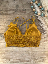 Load image into Gallery viewer, Marigold Bralette